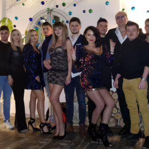 revelion 2019 cu mihai napu band